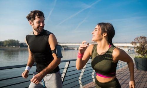 10 razões para praticar exercícios físicos