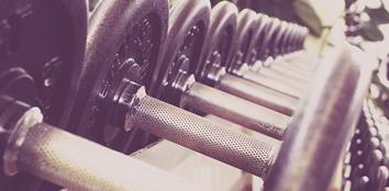 Musculação exige cuidados do iniciante