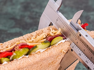 Como baixar meu percentual de gordura?