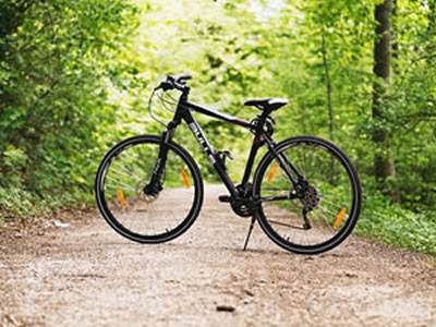 Contra o sedentarismo, pedalar trechos curtos ou tentar aumentar a distância?