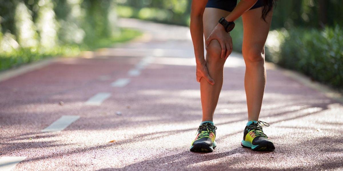 Reduza a dor nas pernas após corridas ou caminhadas