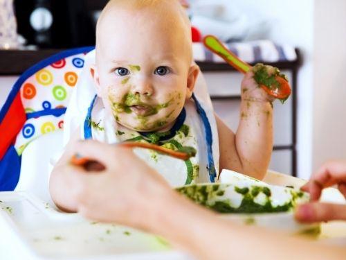 Alimentação criança