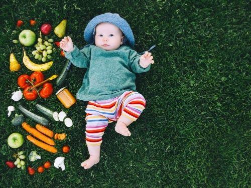 Como promover uma alimentação saudável para a criança?
