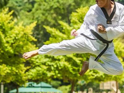 Artes marciais são uma excelente forma de manter a saúde física e mental