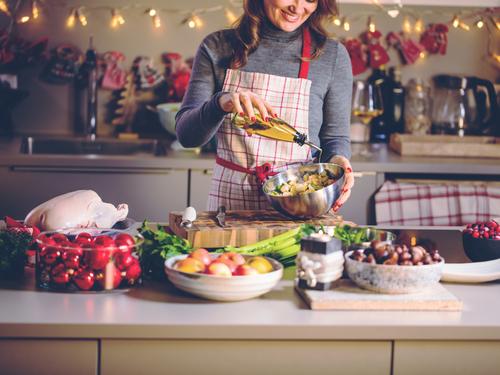 Alimentação Natal Ano Novo