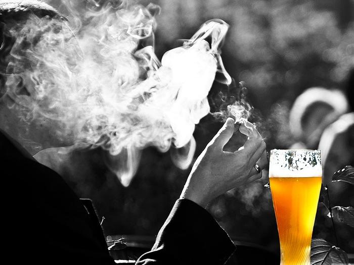 Cerca de um terço dos acometidos pelo câncer possuem maus hábitos