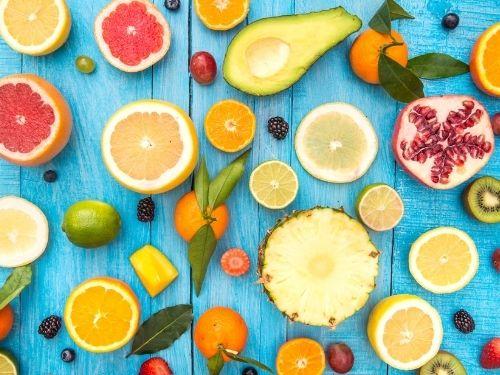 Frutas que têm poderes