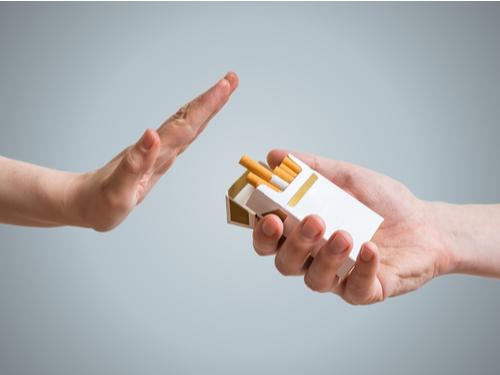 Eliminar o cigarro
